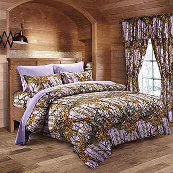 The Woods© Lavender Licensed Bed Sheets - Full