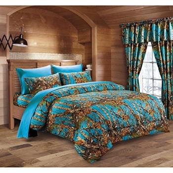 The Woods© Sea Breeze Licensed Bed Sheets - Full