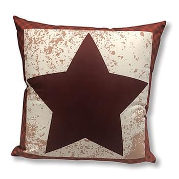 Star  Accent Pillow