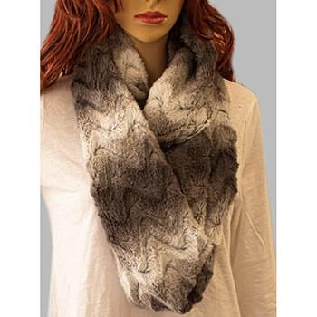 Raging Sea Infinity Scarf